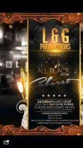 L & G Productions - All Black Cabaret